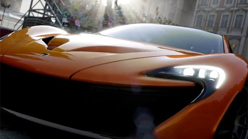 The first Forza Motorsport 5 trailer is here