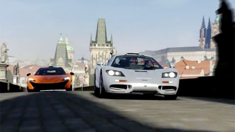Forza Motorsport 5 announced for new Xbox One
