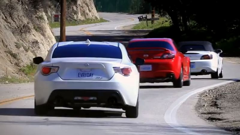 There Are Very Few Vehicles Available Today That Compare Directly With The Scion Fr S And Subaru Brz Twins A Case Could Be Made For Mazda Mx 5 Miata