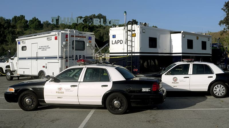 Aclu Sues Lapd And Sheriff S Department Over License Plate