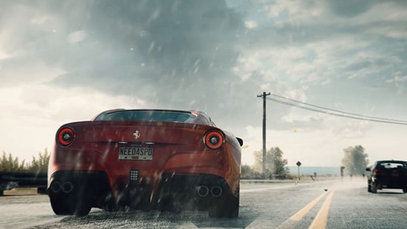 Need For Speed Rivals announced for Xbox One and Playstation 4 [w/video]