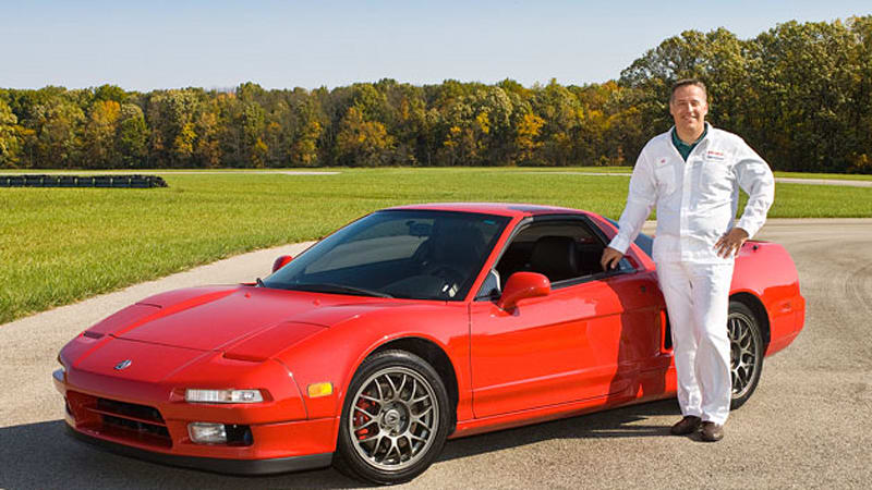 Last Week Autoblog Sat Down With Ted Klaus Chief Engineer Of The Upcoming Acura NSX Flagship At Corporate Headquarters American Honda In Southern
