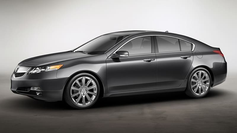 Acura TL Special Edition Rolls Up Carrying Price Tag - Acura car prices