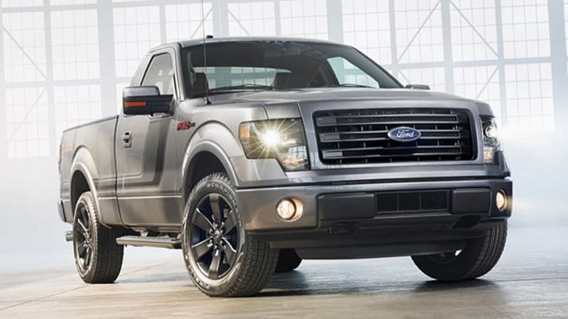 F 150 Tremor >> 2014 Ford F 150 Tremor Adds Some Sport To Shake Things Up