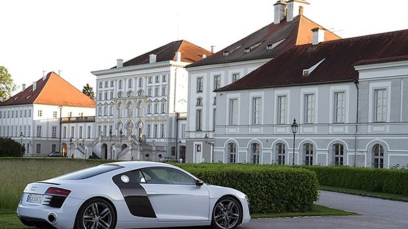 Autoblog gets ready for Le Mans with an R8 road trip and Allan McNish