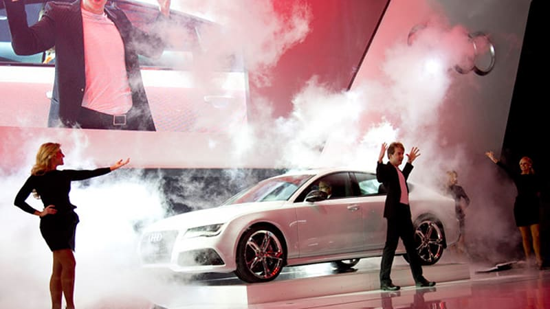Audi overtakes BMW as adulterers' favorite car brand