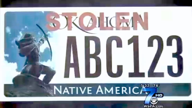 SC investigating changeable electronic license plates [w/poll]
