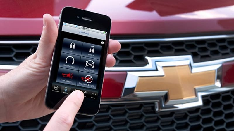 Onstar Mobile App >> Onstar Remotelink Mobile App Coming Standard On All New Gm
