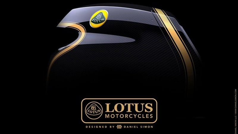 Lotus getting into the motorcycle business