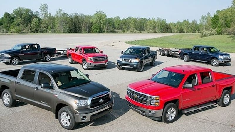 PickupTrucks.com's latest test results in a familiar winner [w/video]