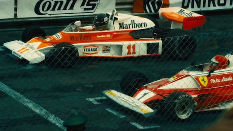 Producing The Upcoming 1970s Formula 1 Movie Rush Wasn T Like Old Days When A Mid Budget Film Could Be Pitched With Good Chance It Would Financed