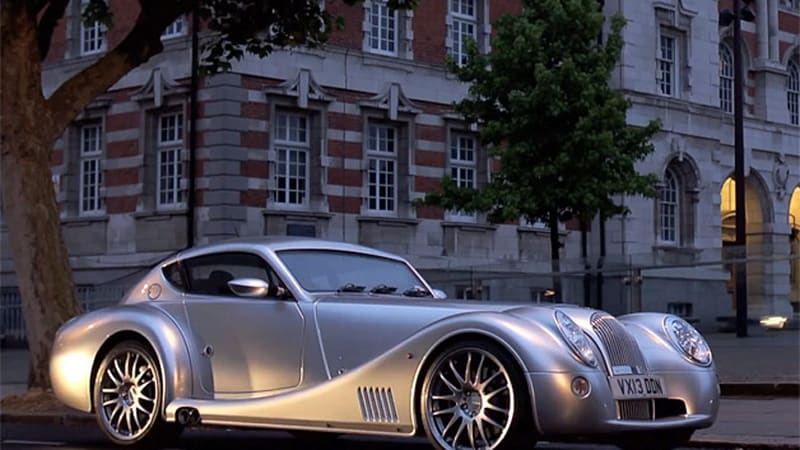 XCAR loves the Morgan Aero Coupe and so do we - Autoblog