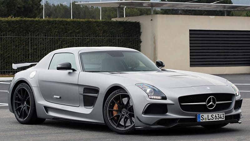 2014 mercedes sls amg black series to start at 275k c63 for Mercedes benz sls price