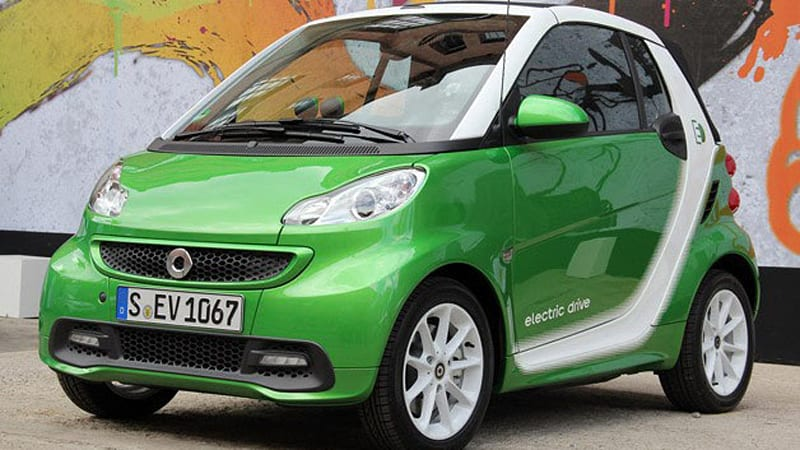 Smart Car Lease >> Smart Fortwo Electric Drive Lease Now 139 Mo Autoblog