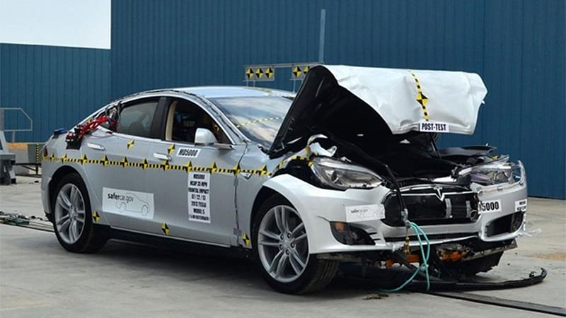In Response To Tesla S Claim That The Model Is Safest Car Ever Tested National Highway Traffic Safety Administration Has Released A Statement