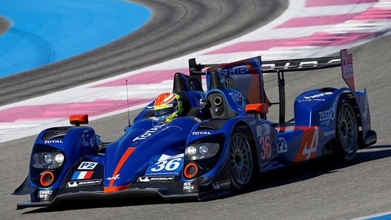 alpine wins european le mans series in first season back autoblog. Black Bedroom Furniture Sets. Home Design Ideas