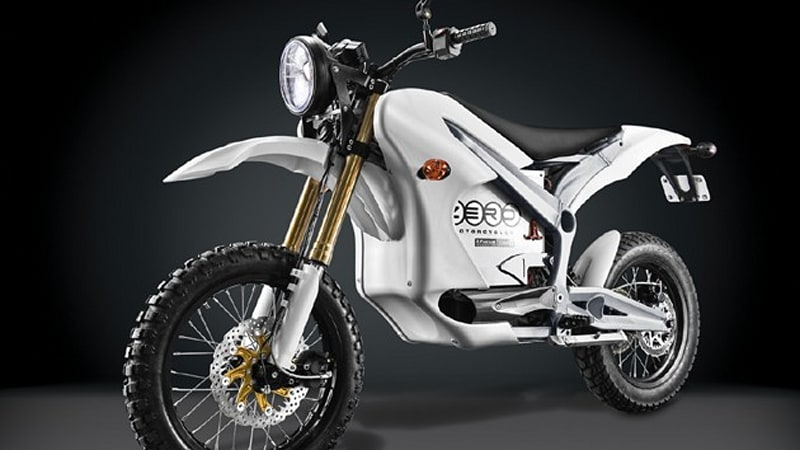 Zero Motorcycles Launches A Dual Sport Electric W Video