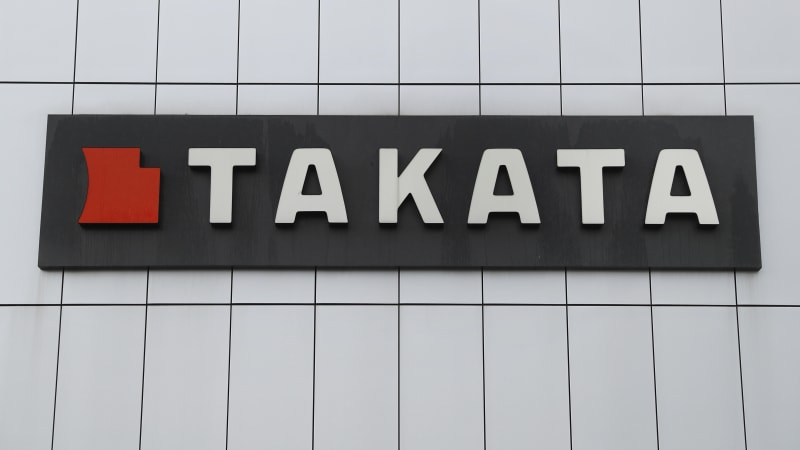 Takata recall of 10 million replacement airbag inflators could get even larger