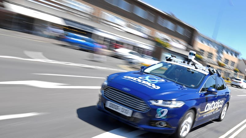 European startups try to develop driverless cars in streets