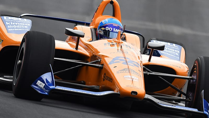 McLaren commits to rejoining IndyCar racing after 40-year absence