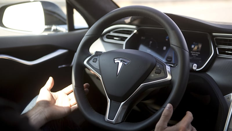 "Tesla ""full self-driving"" rollout under fire for being misleading"