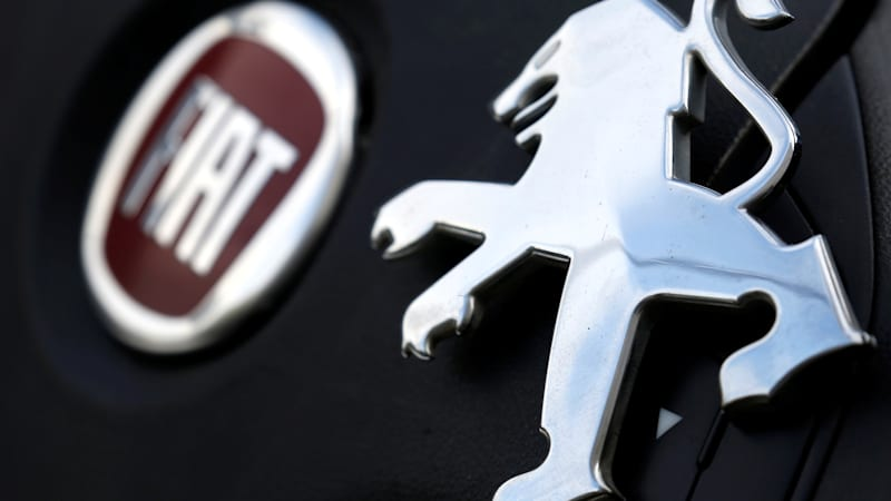 Merger terms with PSA are intact, FCA says, despite spin-off rumors