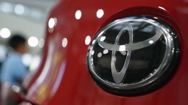 Toyota quarterly profit drops 98% as pandemic cuts car sales in half