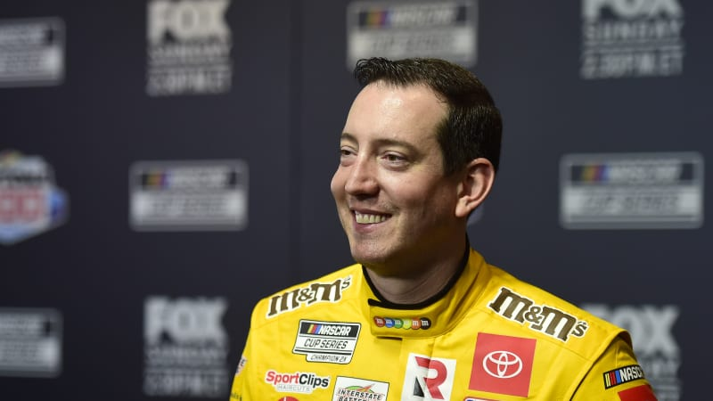 Kyle Busch hoping his 15th Daytona 500 ends in his first victory