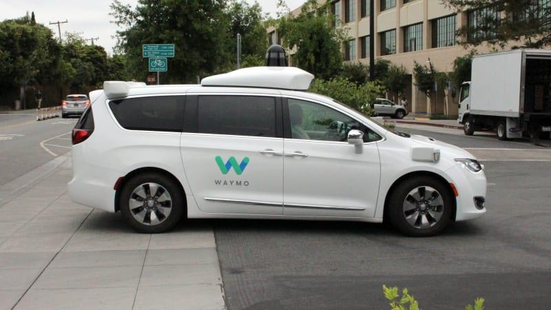 Waymo's ex-Google self-driving car project lands $2.25 billion 1