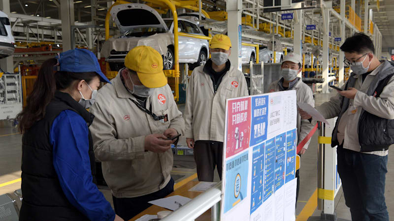 BYD automaker fights coronavirus by producing 5 million masks daily