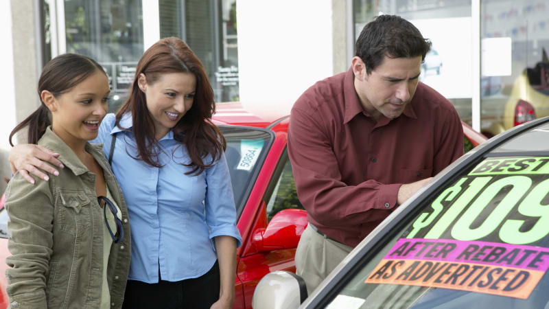 Top 5 red flags of used car buying 1