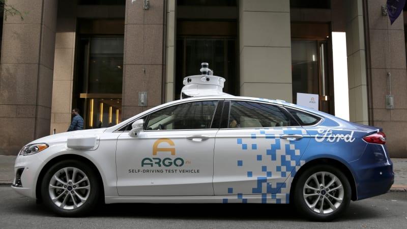 Ford postpones autonomous vehicle service until 2022