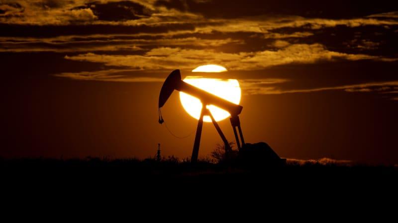 Oil & Gas Saga - cover