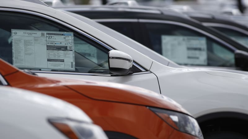 With Unprecedented Deals Auto Industry Lures Locked Down Consumers Autoblog