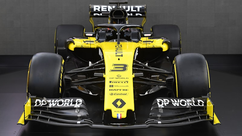 Renault staying in Formula One despite massive restructuring