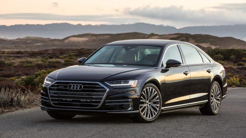 2019 Audi A8 L Review