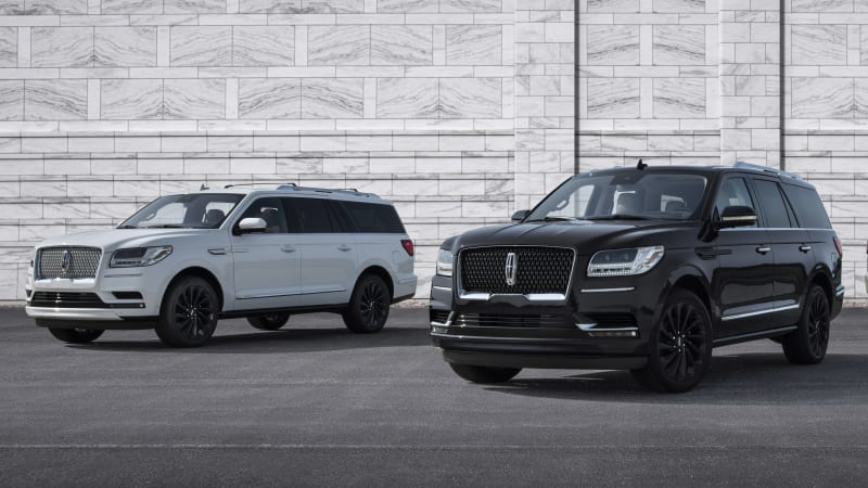 2020 Lincoln Navigator Price, Update, Interior >> 2020 Lincoln Navigator Offers Monochromatic Package For