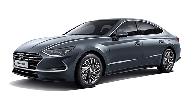 2020 Hyundai Sonata Hybrid Revealed With Solar Roof New Transmission Autoblog