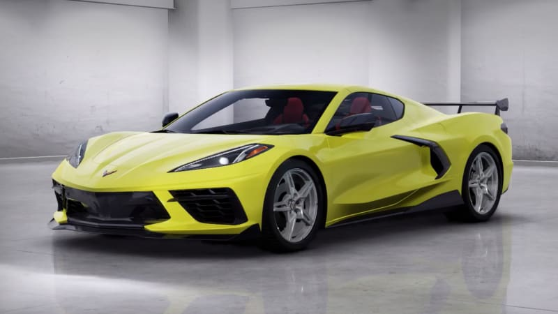 2020 Chevy Corvette Stingray Configurator Is Live Autoblog