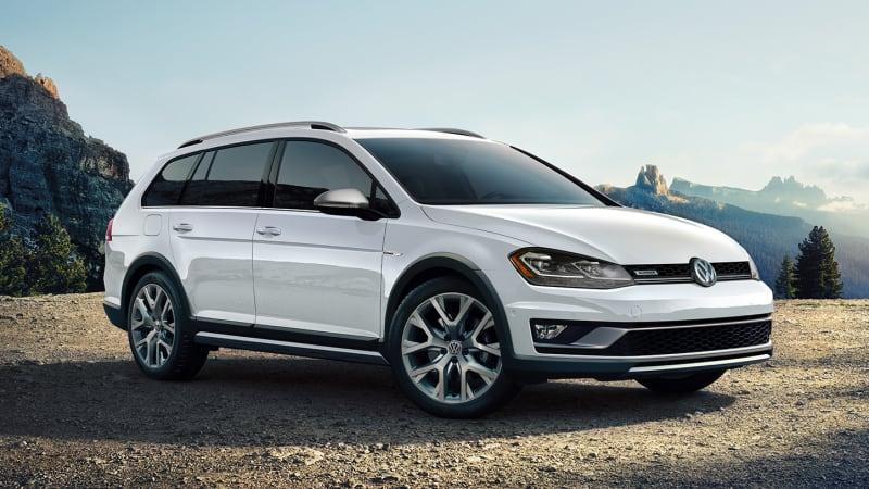 VW Golf Sportwagen >> 2019 Vw Golf Alltrack Sportwagen Dead At The End Of The