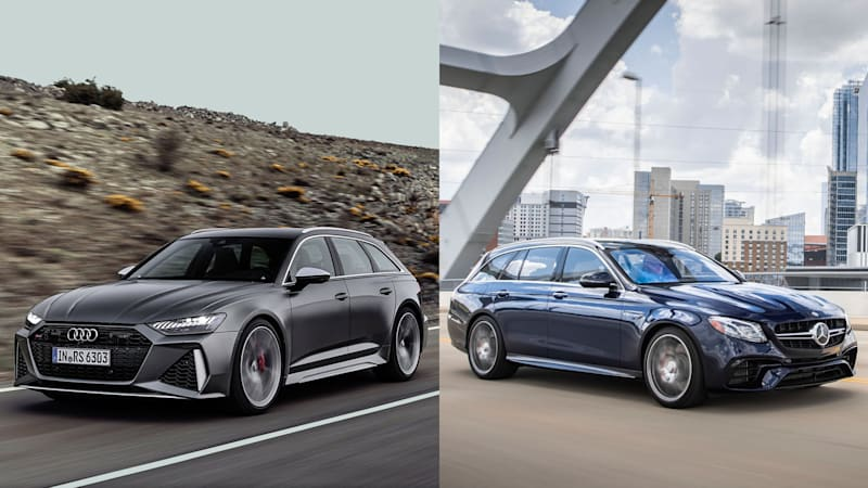 Best Wagons 2020.2020 Audi Rs 6 Avant Mercedes E 63 S Wagon Specification
