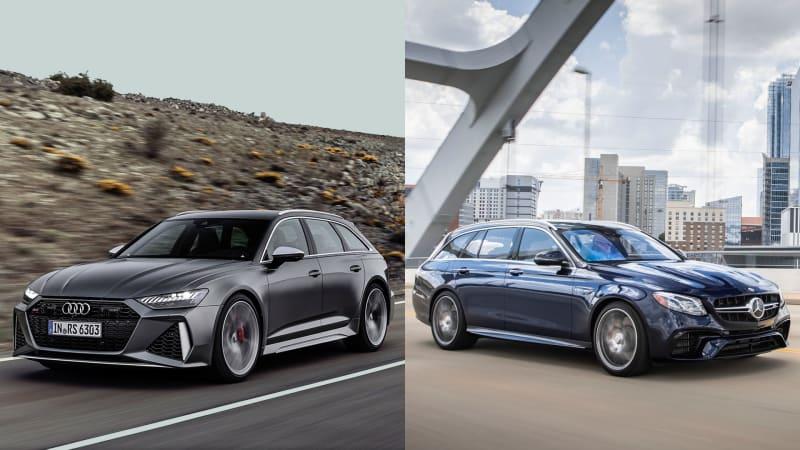 Audi Vs Mercedes >> 2020 Audi Rs 6 Avant Mercedes E 63 S Wagon Specification