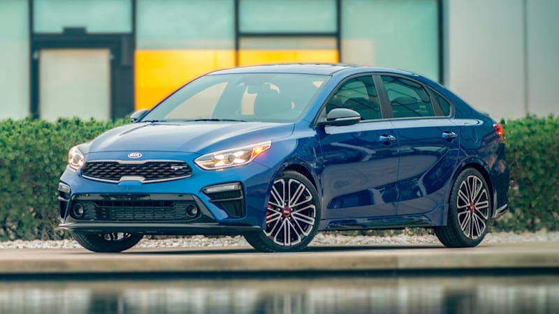 2020 Kia Forte Review.2020 Kia Forte Gt Priced Under 24 000 Autoblog