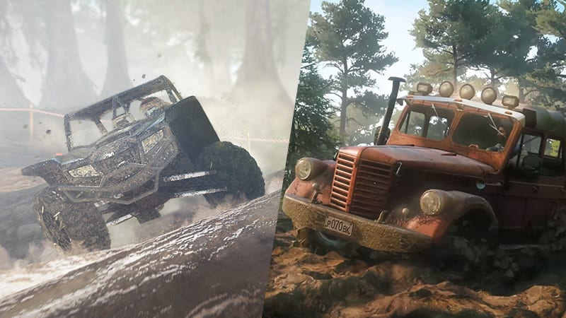 Ps4 Racing Games 2020.Two New Off Road Driving Games Revealed At Gamescom Autoblog