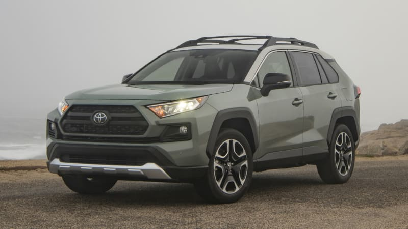 2019 Toyota RAV4 earns IIHS' highest safety rating