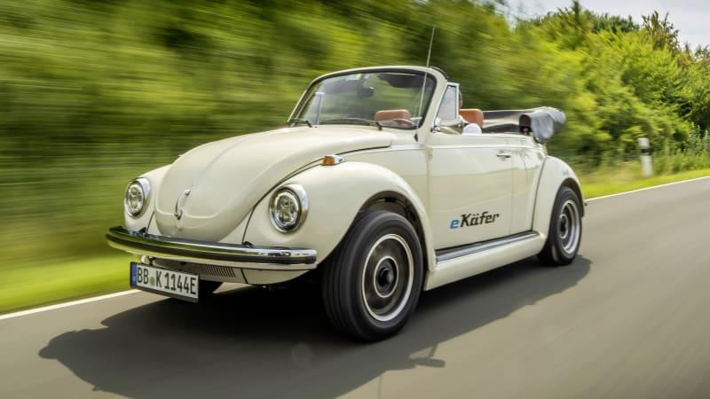 Vintage-car powerhouse denounces EV-swapped classics