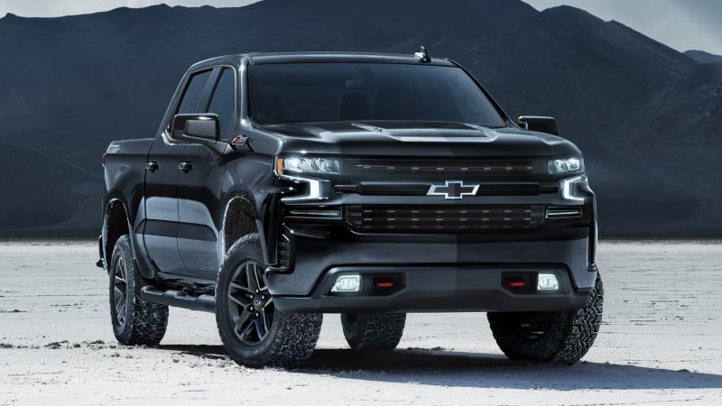 2020 Chevy Silverado Gets Rally And Midnight Editions Again