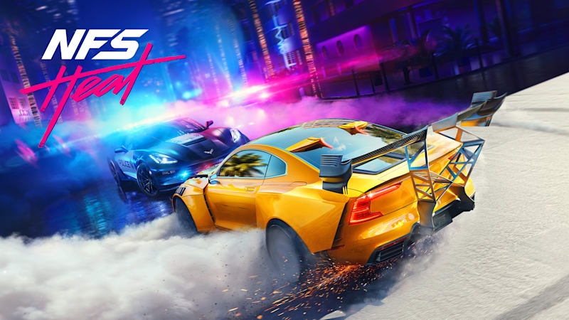 Need For Speed Heat First Impressions Autoblog