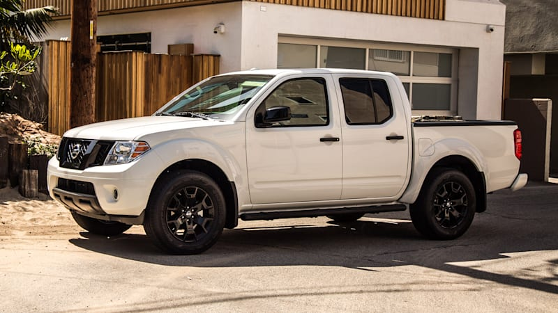 2019 Nissan Frontier Review & Buying Guide | Old but capable