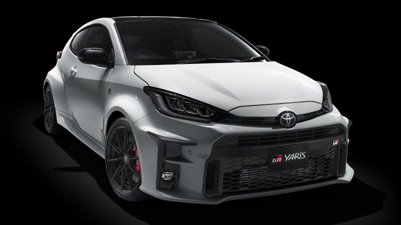 Toyota planning hot hatch for the American market
